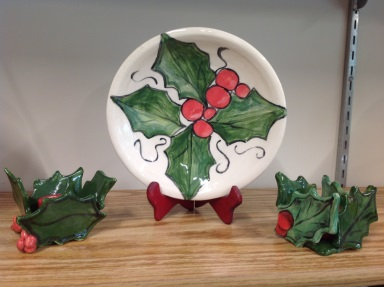 HolidayCraftSale_Pottery