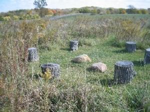 Jubilee Farm Labyrinth 2